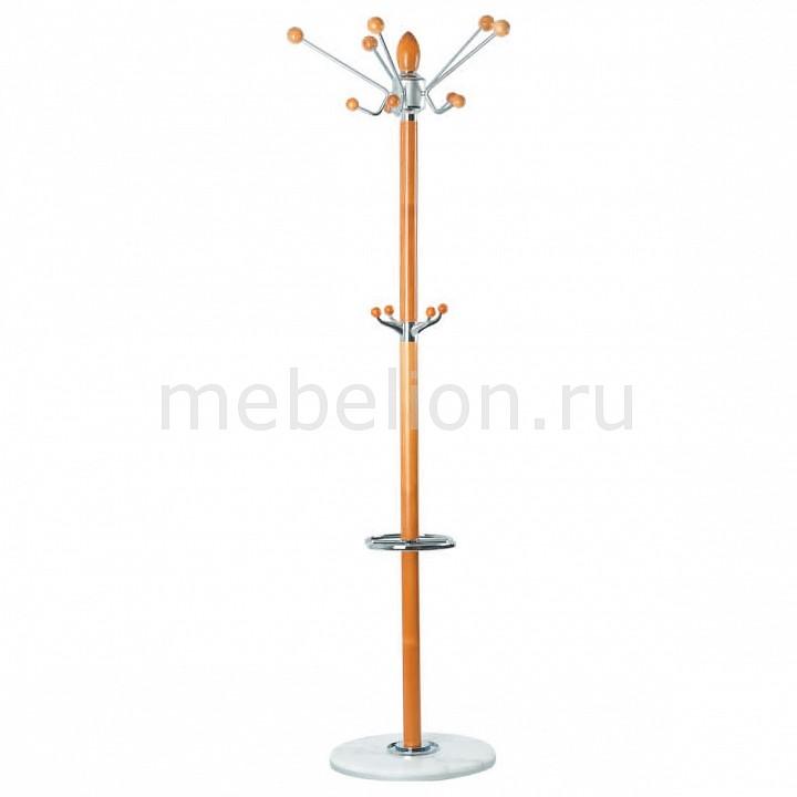 Вешалка-стойка XY-027 бежевый/хром
