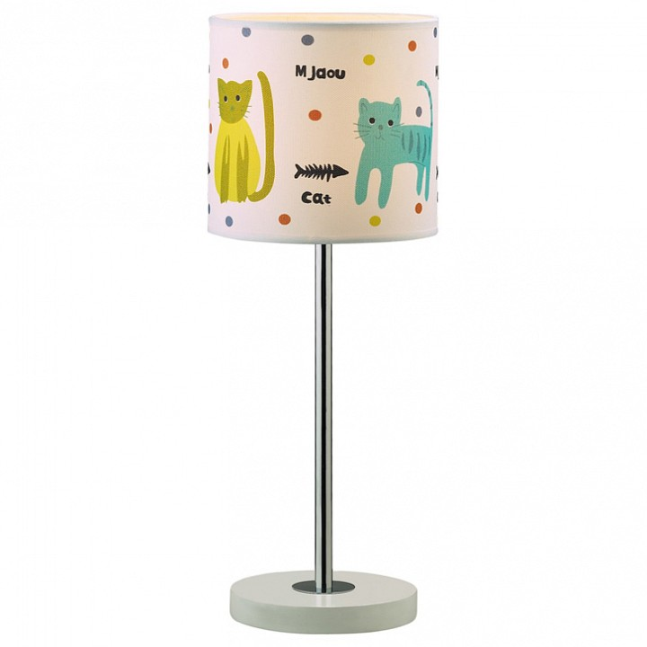 Настольная лампа декоративная Odeon Light Cats 2279/1T настольная лампа odeon 2279 1t