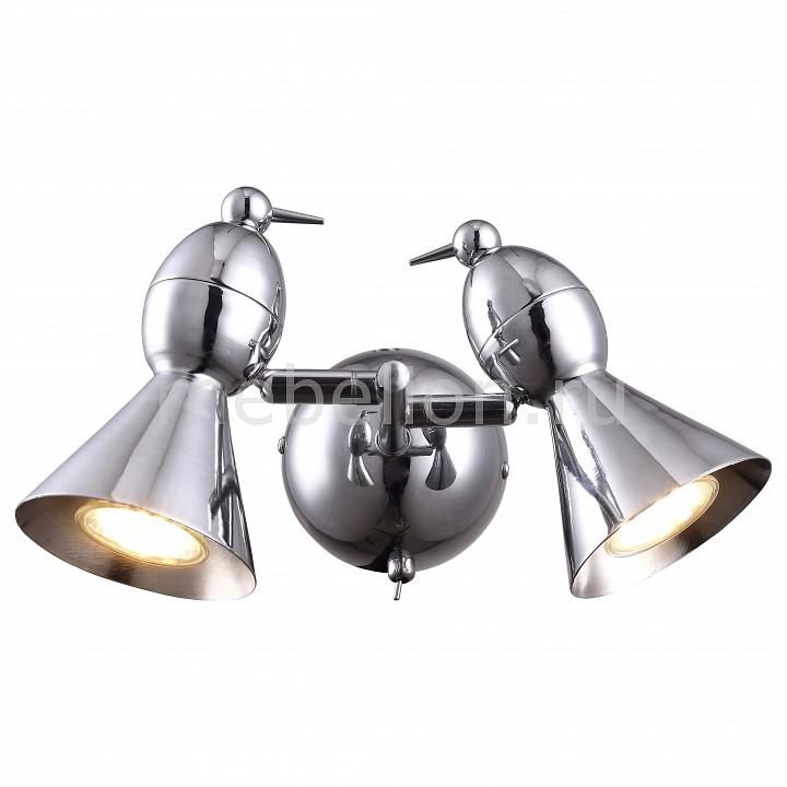 Бра Arte Lamp Picchio A9229AP-2CC спот arte lamp picchio a9229ap 2cc