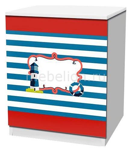 Тумбочка Отважный моряк TOM01