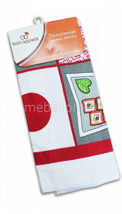 Полотенце для кухни Bon Appetit Japan полотенце кухонное bon appetit акварель 63 х 38 см
