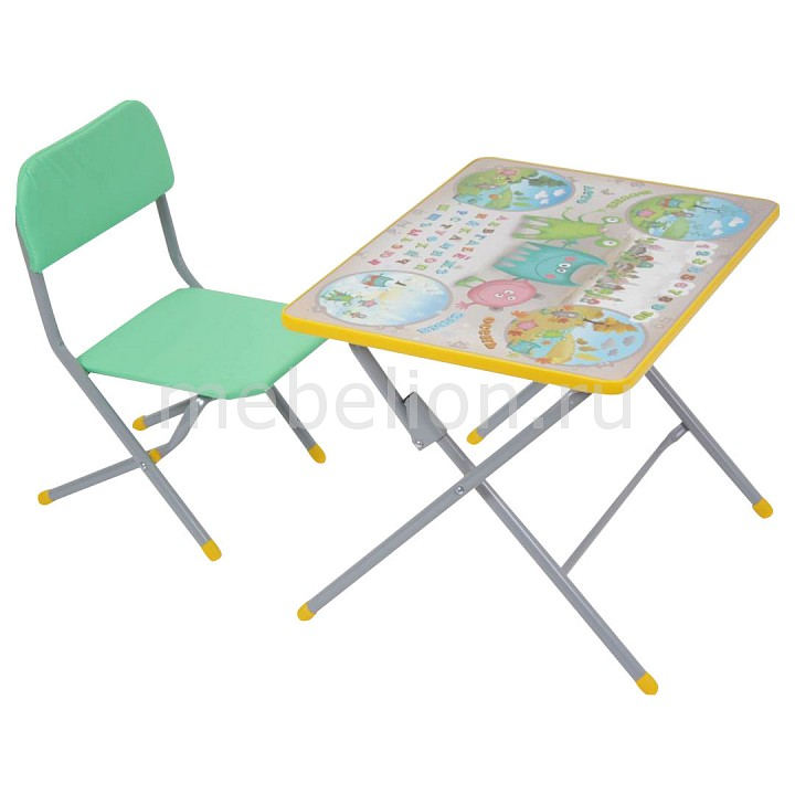 Набор для детской Фея Фея Досуг 101 Монстрики фея комплект детской мебели алфавит фея сиреневый