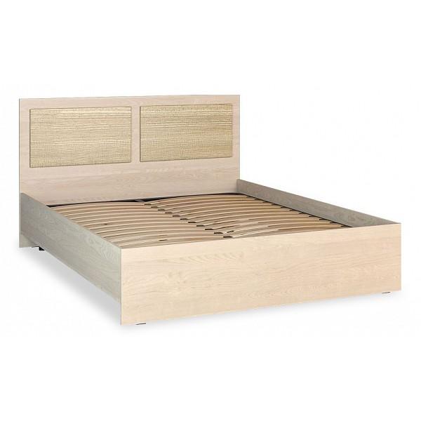 Кровать двуспальная Компасс-мебель