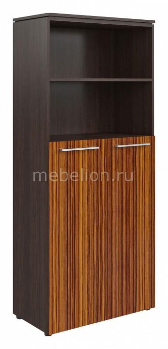 Шкаф комбинированный Skyland Morris MHC 85.6 шкаф книжный skyland morris mhc 85 1