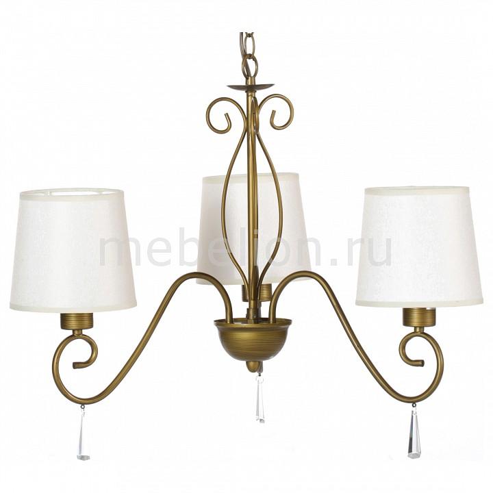 Подвесная люстра Arte Lamp A9239LM-3BR Carolina