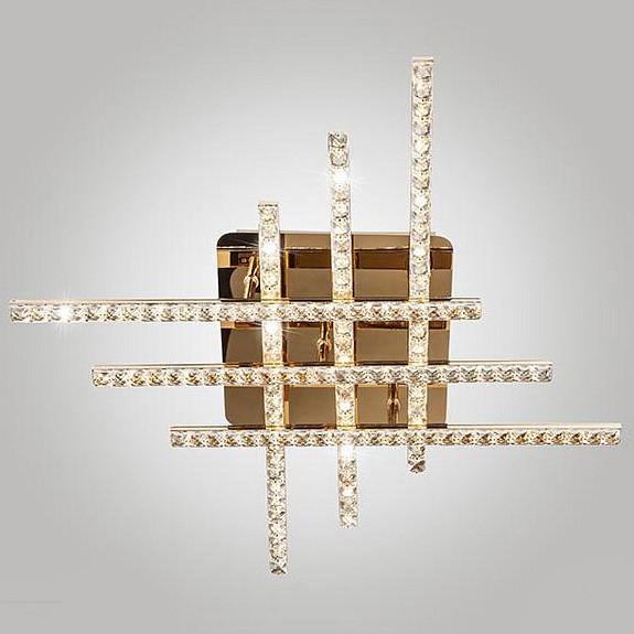 Купить Накладной светильник 90041/6 золото, Eurosvet, Китай