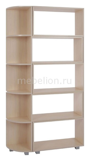 Стеллаж-перегородка Mebelson 2