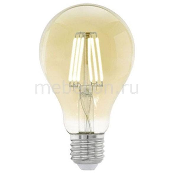 Лампа светодиодная [поставляется по 10 штук] Eglo Лампа светодиодная A75 E27 4Вт 2200K 11555 [поставляется по 10 штук] лампа светодиодная [поставляется по 10 штук] eglo лампа светодиодная g80 e27 2вт 2200k 11556 [поставляется по 10 штук]