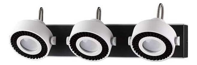 Спот Odeon Light Satelium 3490/3W diy 3w 3000k 315lm warm white light round cob led module 9 11v
