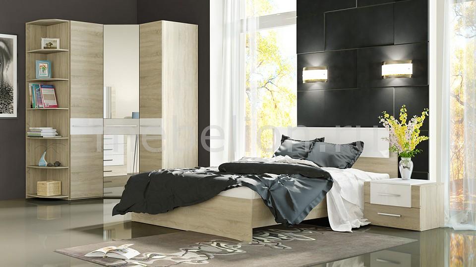 Гарнитур для спальни Мебель Трия Ларго ГН-181.001 cтенка для гостиной трия нео пм 106 00 дуб сонома