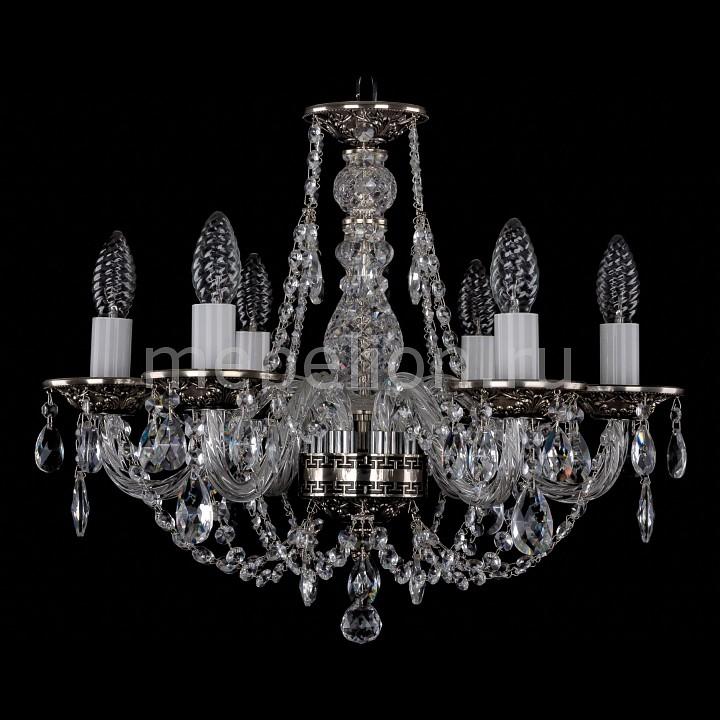 Подвесная люстра Bohemia Ivele Crystal 1606/6/160/NB 1606