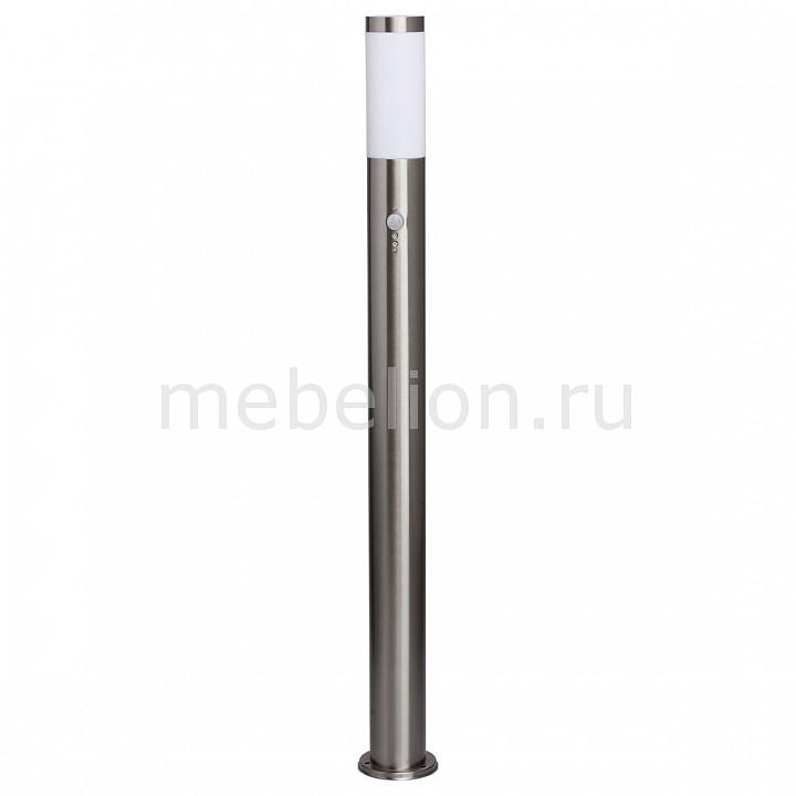 Наземный высокий светильник MW-Light Плутон 4 809041201 уличный фонарь mw light 809041201