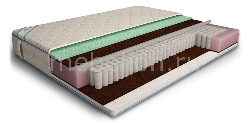 Матрас полутораспальный Дрема Etalon Комби Aloe 2000х1400