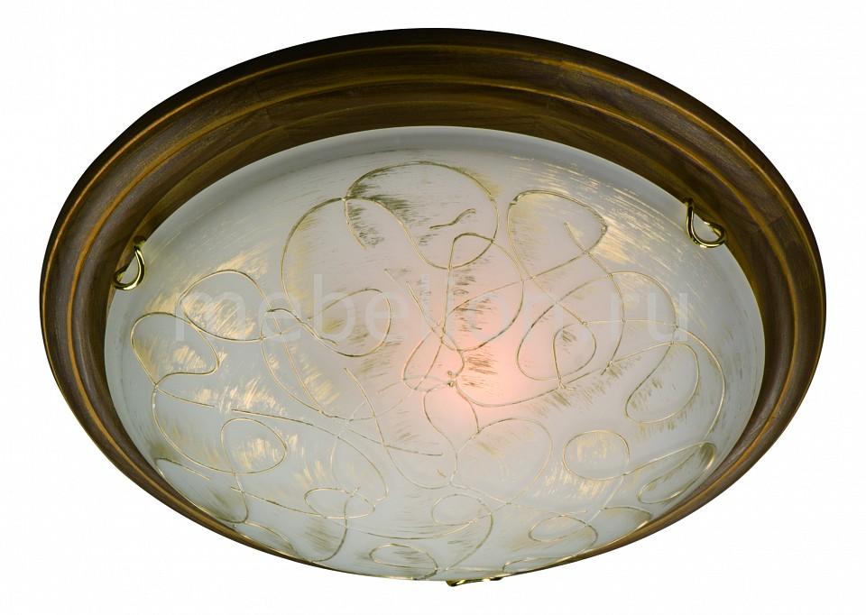 Накладной светильник Provence brown 203