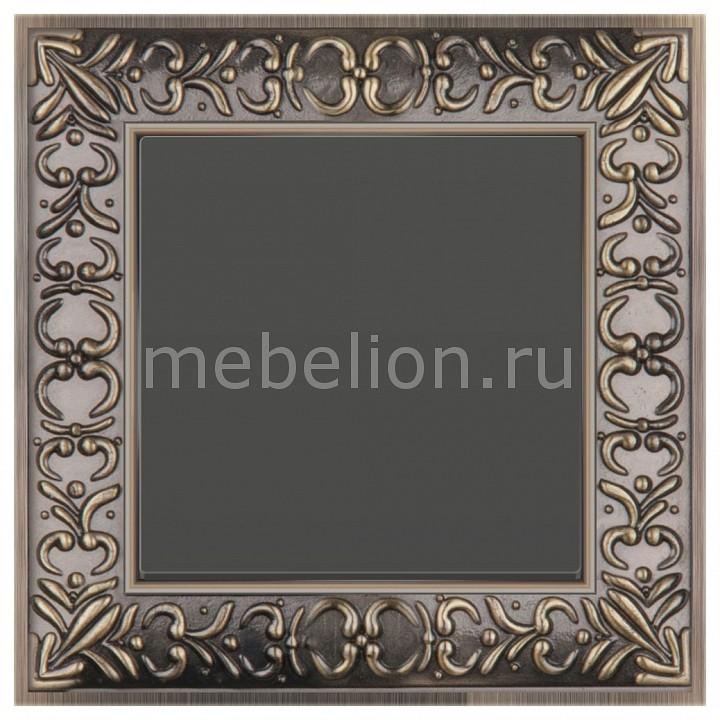 Заглушка для поста Antik (Серо-коричневый) WL07-Frame-01+WL07-70-11 Antik (Серо-коричневый) WL07-Frame-01+WL07-70-11