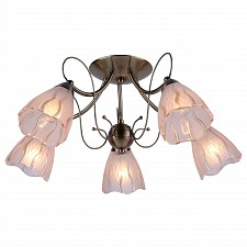 Потолочная люстра Arte Lamp A6189PL-5AB Monica