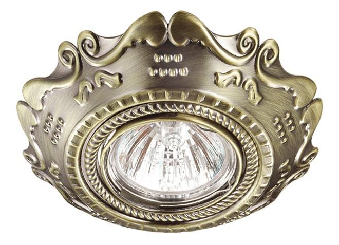 Встраиваемый светильник Novotech 370254 Forza