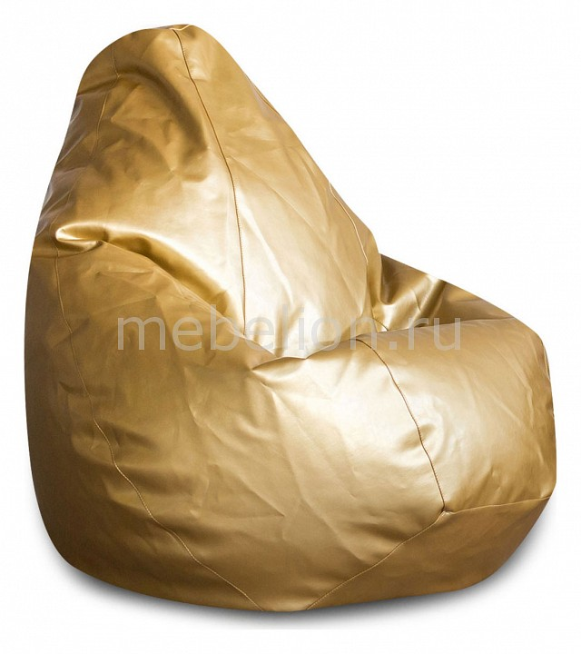 Кресло-мешок Золото L
