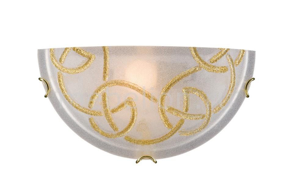 Накладной светильник Sonex 12 Brena Gold