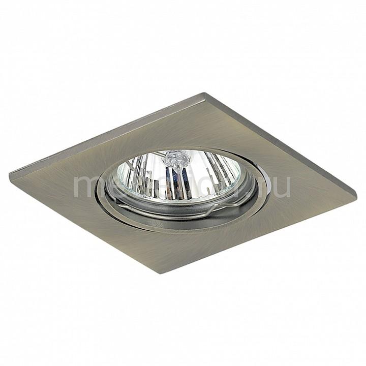 Встраиваемый светильник Lightstar 011938 Lega16