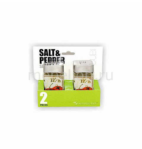 Набор для специй SinoGlass Овощи SI8050C10 овощи