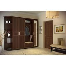 Шкаф для белья Александрия 125010.000
