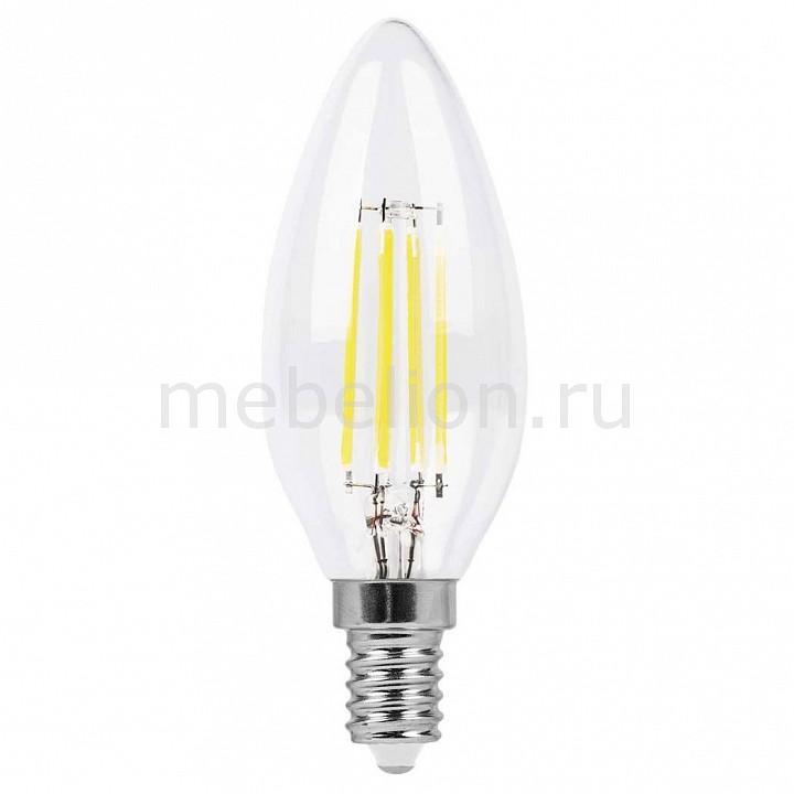 Лампа светодиодная [поставляется по 10 штук] Feron Лампа светодиодная E14 220В 7Вт 2700 K LB-66 25726 [поставляется по 10 штук] лампа светодиодная gauss none gu5 3 7вт 220в 2700 k 101505107