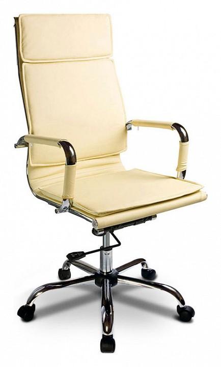 Кресло компьютерное Бюрократ Бюрократ CH-993 слоновая кость