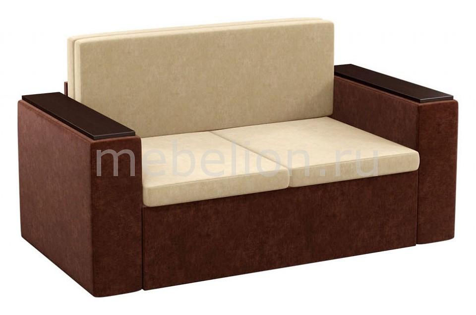 Диван-кровать Мебелико Арси арси голубой