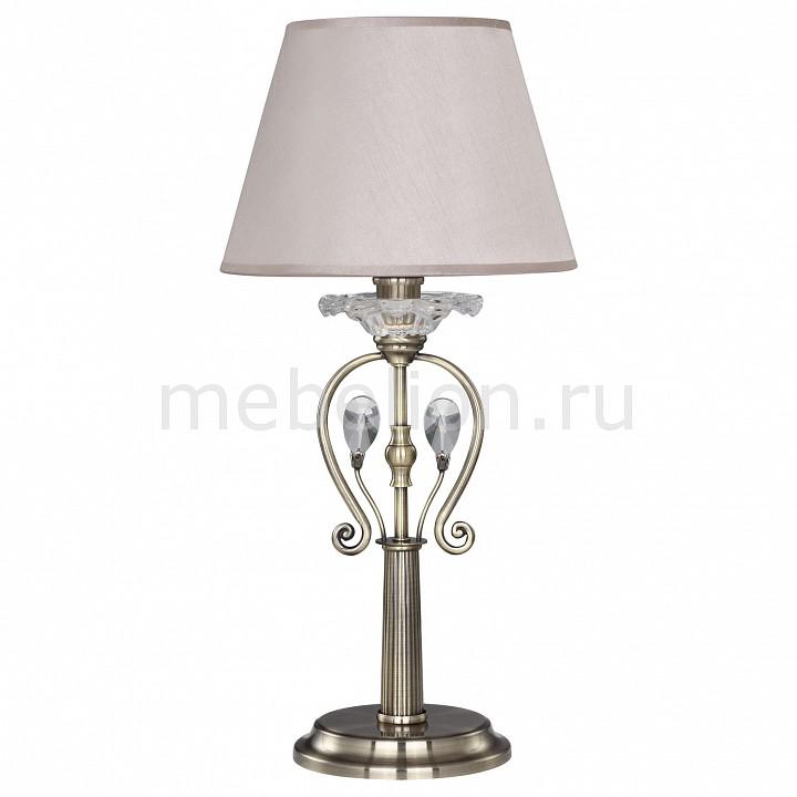 Настольная лампа декоративная Favourite Crown 2175-1T настольная лампа favourite crown 2175 1t