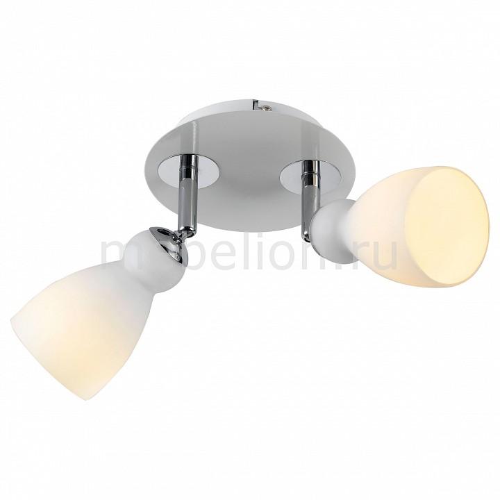 Спот Arte Lamp Bulbo A4037AP-2WH спот arte lamp bulbo арт a4037ap 2wh