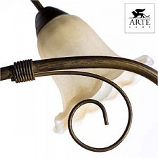 Потолочная люстра Arte Lamp A9361PL-5BR Mormorio