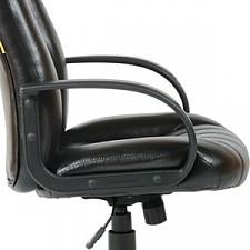 Кресло для руководителя Chairman 685 черный/черный