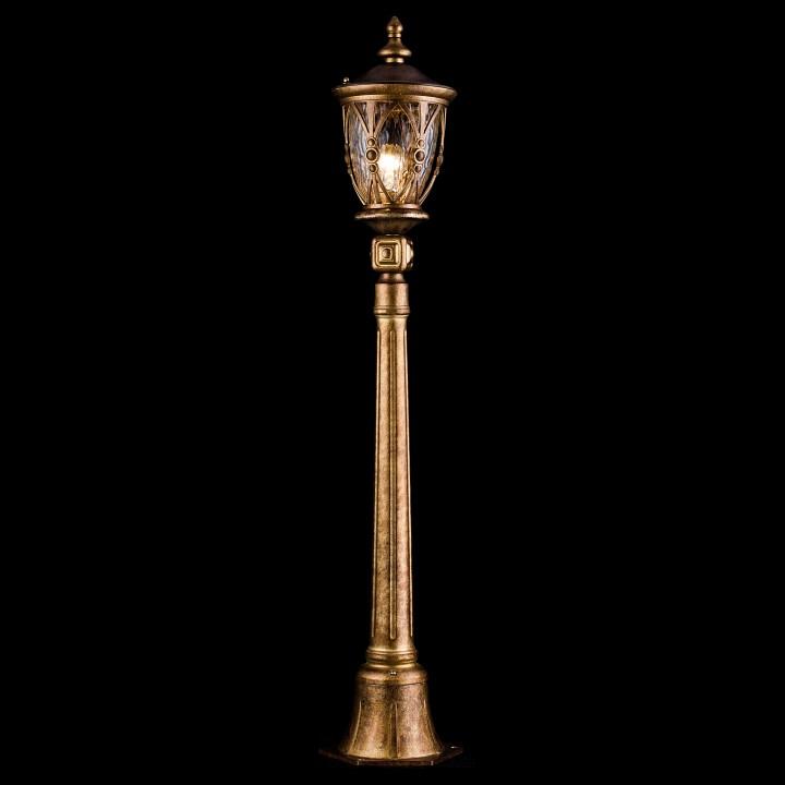 Фото - Наземный высокий светильник Maytoni Rua Augusta S103-119-51-R пенал dakine lunch box 5 l augusta