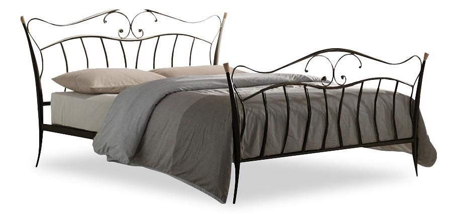 Кровать двуспальная Mila
