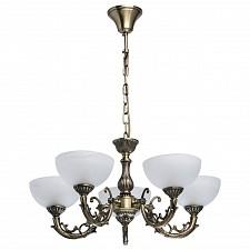 Подвесная люстра MW-Light 450017205 Ариадна 24