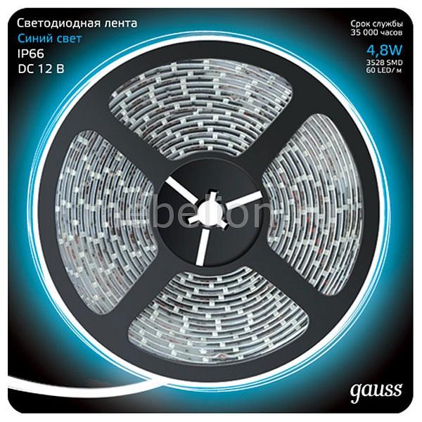 Лента светодиодная Gauss Gauss 311000505