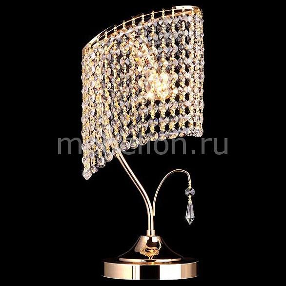 Настольная лампа Eurosvet 3122/1 золото Strotskis  настольная лампа 3122