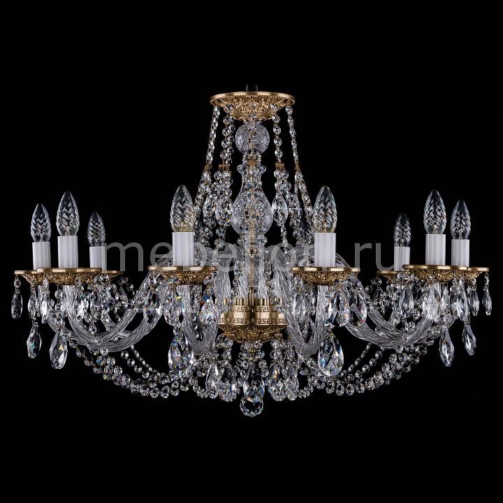 Подвесная люстра Bohemia Ivele Crystal 1606/10/300/FP 1606