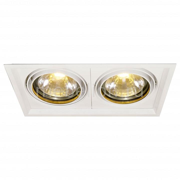 Встраиваемый светильник Arte Lamp A2134PL-2WH Accent