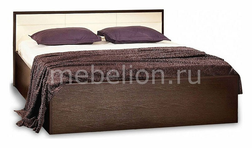 Кровать двуспальная Амели 1, Глазов-Мебель, Россия  - Купить