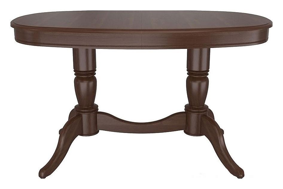 Стол обеденный Столлайн Фламинго 09.06 орех темный стол обеденный столлайн фиоре 01 06 орех темный