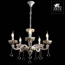 Подвесная люстра Arte Lamp A5311LM-5WH Dulcinea