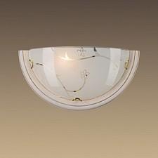 Накладной светильник Sonex 002 Blanketa gold