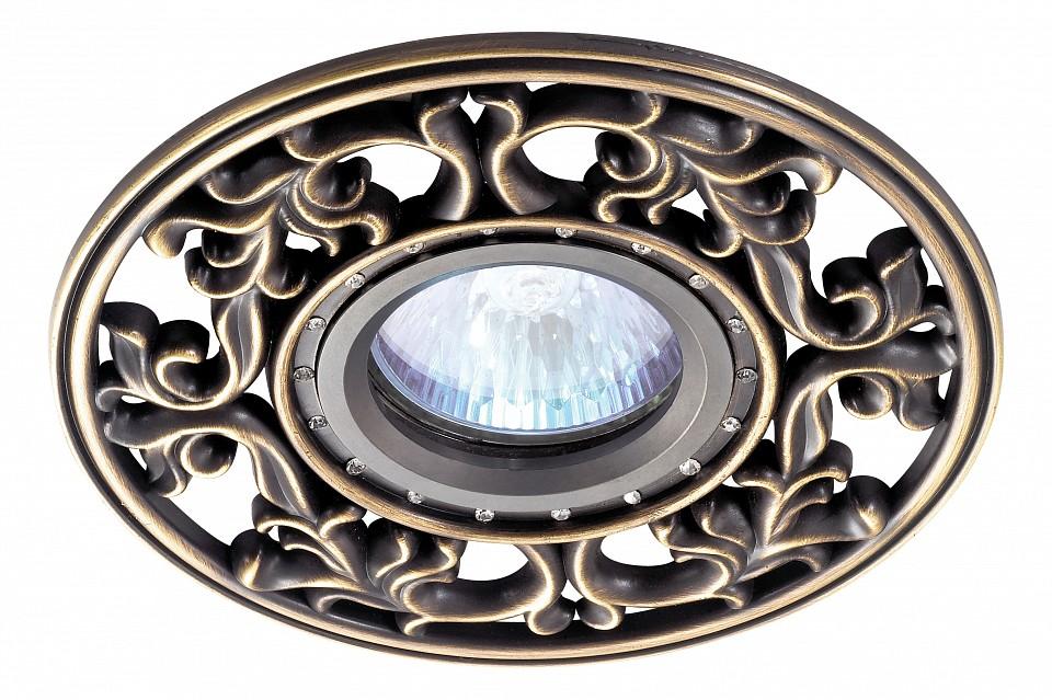 Встраиваемый светильник Novotech Vintage 369988 novotech 369988
