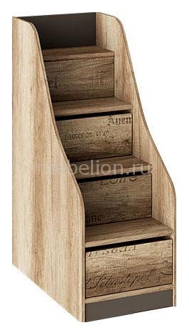 Ступени для кровати Smart мебель Пилигрим ТД-276.11.12