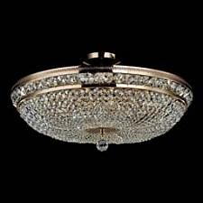 Люстра на штанге Diamant 4 P700-PT60-G