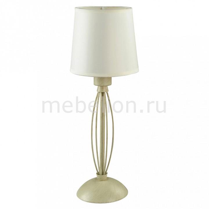 Настольная лампа декоративная Arte Lamp Orlean A9310LT-1WG лампа настольная arte lamp orlean a9310lt 1wg