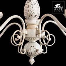 Люстра на штанге Arte Lamp A9594PL-5WG Lucia