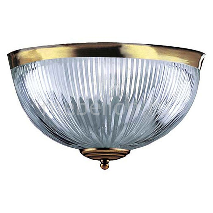 Накладной светильник Arte Lamp A9366AP-2AB American Diner